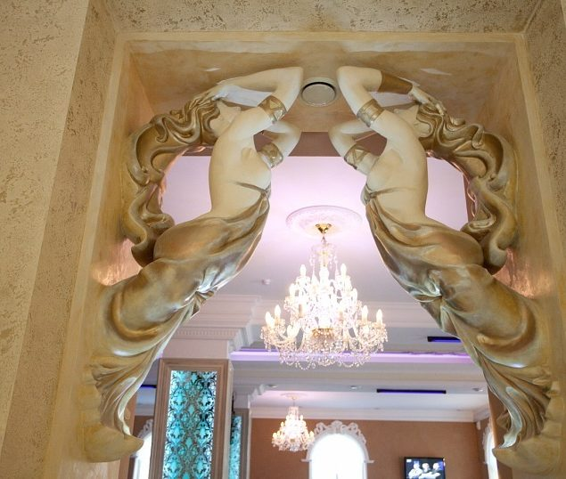 Ресторан Персона Копейск Лепнина 2